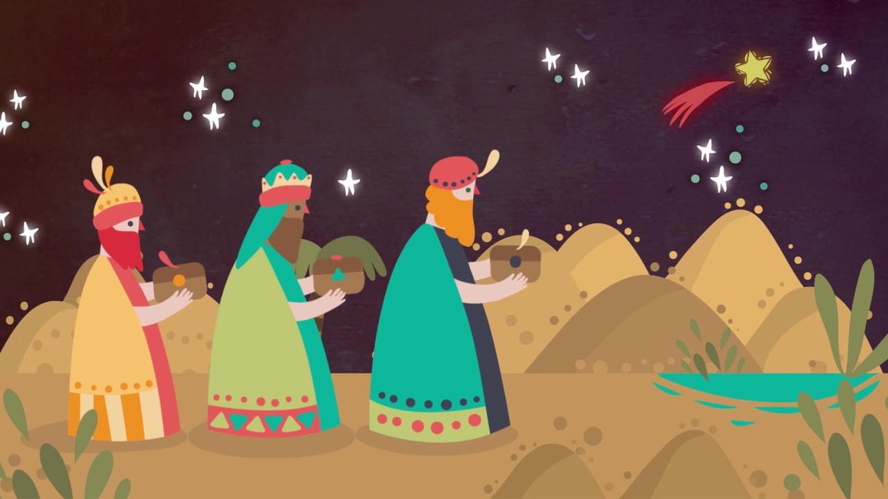 Felicitaciones De Navidad Con Los Reyes Magos.Los Reyes Magos Cantoalegre Video De Navidad
