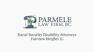 Social Security Disability Attorneys | Fairview Heights IL