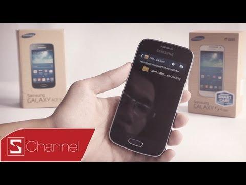 Schannel - Đánh giá chi tiết màn hình, hiệu năng, camera Galaxy Ace 3 - Đáng đồng tiền bát gạo