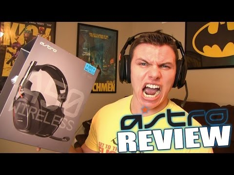 Astro A50 Wireless Gaming & Movie Headset Review