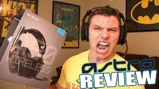 Video Astro A50 Wireless Gaming & Movie Headset Review download MP3, 3GP, MP4, WEBM, AVI, FLV Juli 2018