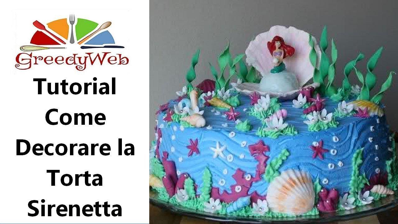 Frozen e la torta di compleanno di Elisa - Dolci Pasticci