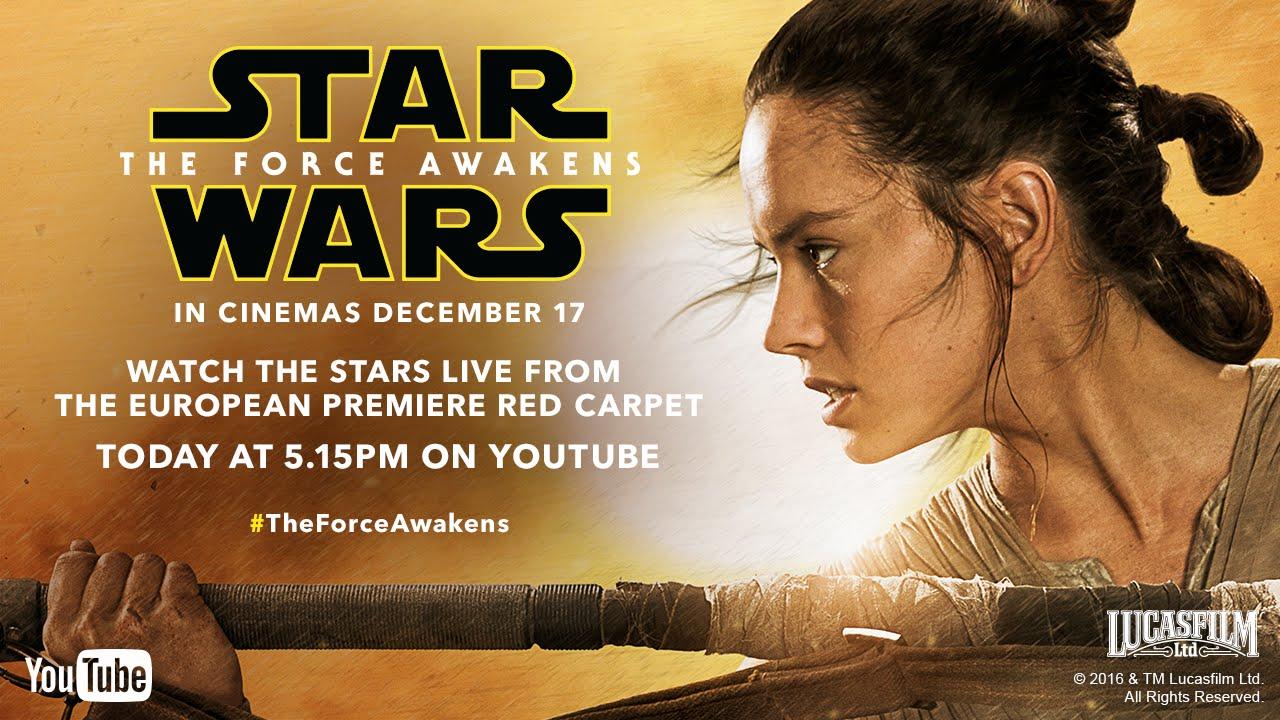 Star Wars The Force Awakens Online Stream