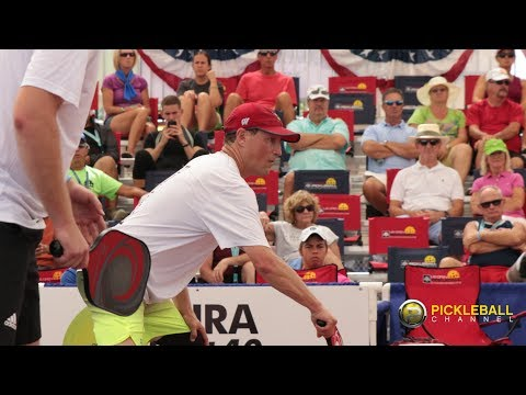 Men's Doubles 25+ Gold Medal Match from the 2017 Minto US Open Pickleball Championships