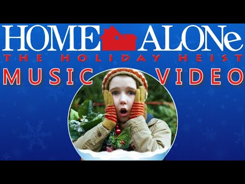 Home Alone 5: The Holiday Heist 2012 Music Video