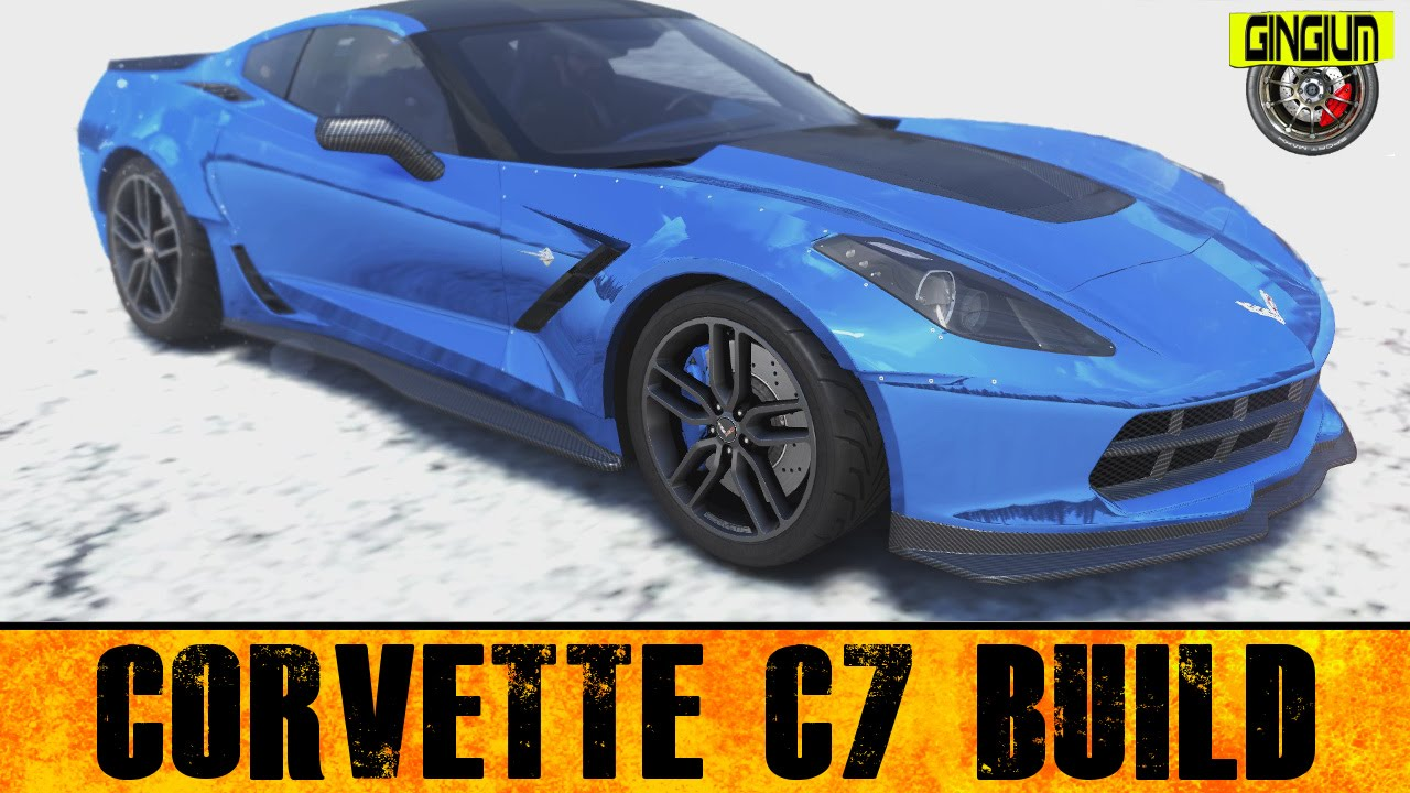 corvette c7 stingray customization top speed the crew. Cars Review. Best American Auto & Cars Review