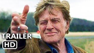 THE OLD MAN AND THE GUN Official Trailer (2018) Robert Redford, Casey Affleck Movie HD thumbnail