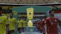 FIFA 20 | Dortmund vs FC Bayern - DFB-Pokal Final (Full Gameplay)