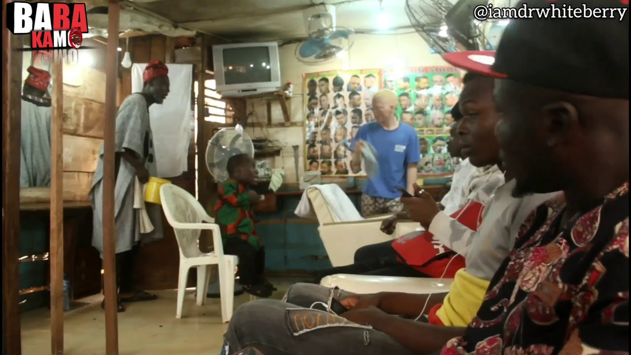 Download Baba Kamo university of barber part 2