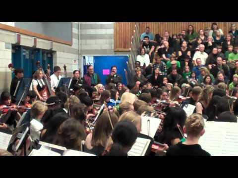 Granite Oaks Middle School Orchestra~Alex Hannon