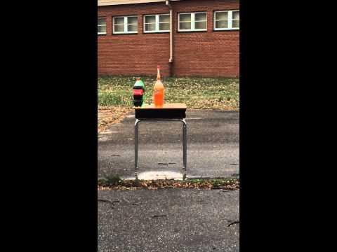 Mentos & Fanta Orange {Marquis Skinner} Capitol Heights Elementary School 2014 2015