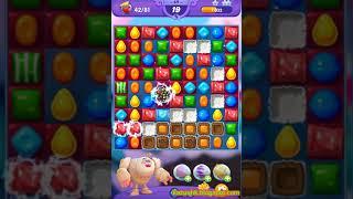 Candy Crush Friends Saga Level 69 (3 stars, No boosters)