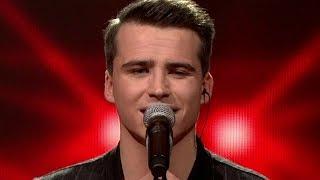 "The Voice of Poland VI - Krzysztof Iwaneczko - ""Another  Day"""