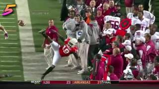 Top 10 Crazy Interceptions in College Football