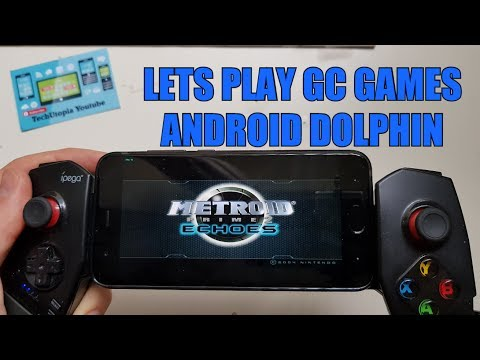 Metroid Prime 2: Echoes Ndroid Gameplay Dolphin Emulator For Gamecube/Wii Console