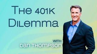 THE 401K DILEMMA -  401k Explained 401k Investing 401k vs Pension 401k Fallout Recession 401k Fees