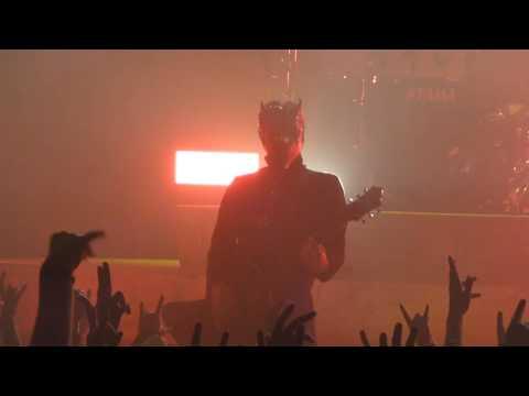 Ghost - Year Zero - Live - London Kentish Town Forum 26.03.2017 HD