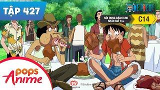 One Piece Tập 427 - Tập Đặc Biệt Trước Phim Điện Ảnh. Little East Blue Thành Mục Tiêu - Đảo Hải Tặc