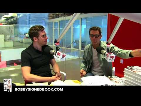 Bobby Bones Answers 22 Questions About Himself