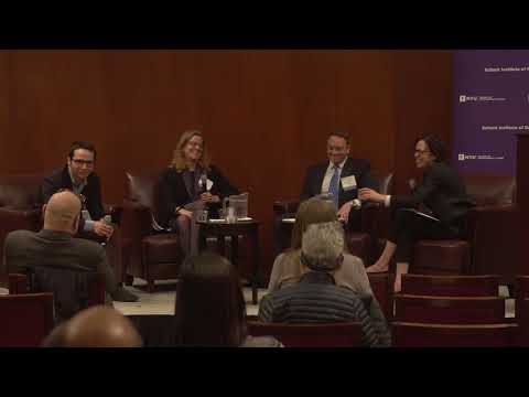 """NYU """"University and the City"""" Event: The Advising Perspective"""