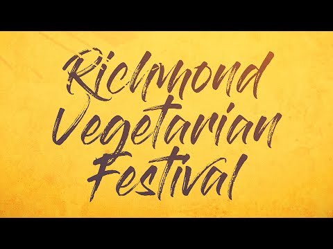 Richmond Vegetarian Festival 2017 VLOG  |  Vegan Food and Fun!