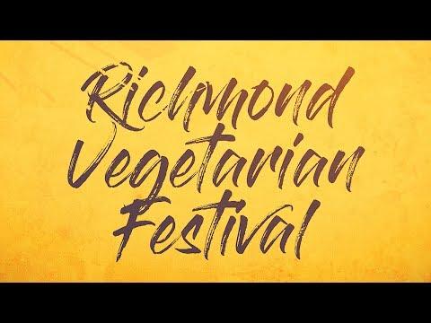 Richmond Vegetarian Festival 2017 VLOG  |  Vegan Food and Fun!