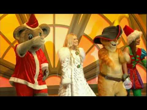 The Twelve Days of Christmas (Dreamworld Edition) | Carols In The City (2012)