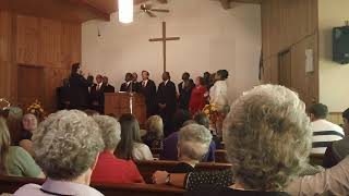 Pacific Garden Missions Choir: Blessed Assurance and Silent Night at Peoples Bible Church, Indiana