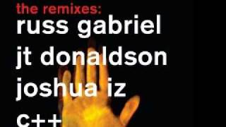 Joshua Iz and Diz - It iz what it iz (Russ Gabriel stripped down 80s mix)