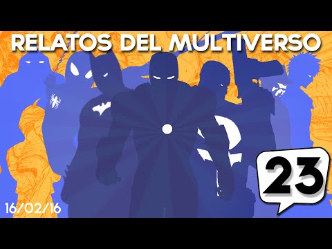Relatos del Multiverso 23 : [Unrequested Opinions on Israel???]
