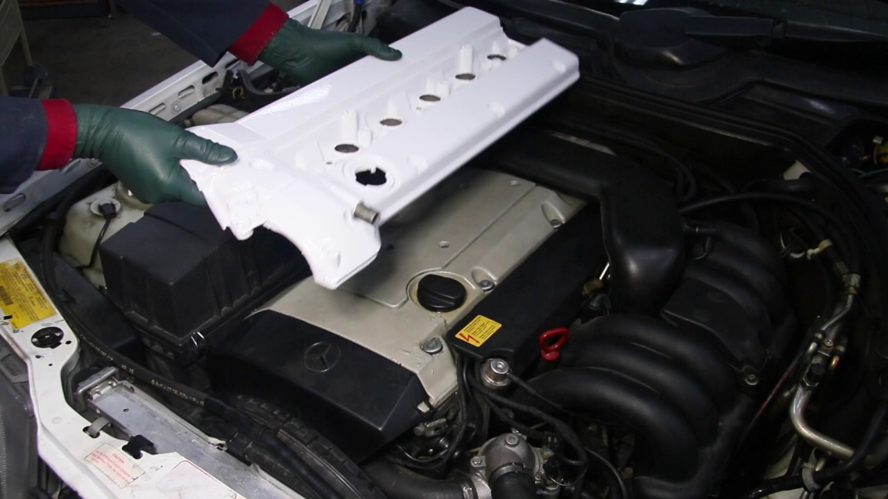 Engine Detailing: How to Restore Valve Covers
