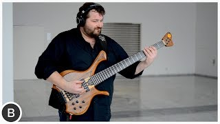 AWESOME GROOVE BASS - FEDERICO MALAMAN | BassTheWorld.com