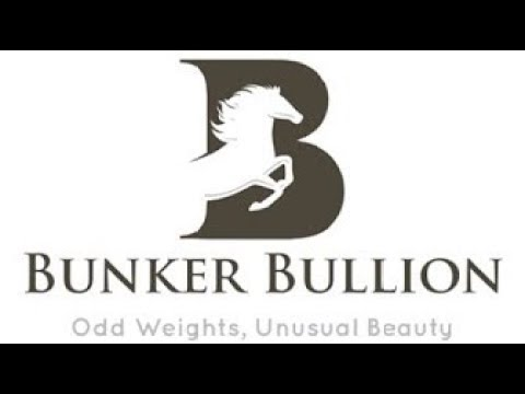 Bunker Bullion Flash Sale - 5 GORGEOUS Pieces Available