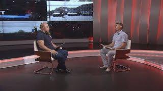 "Юрий Ветоха в программе ""Мой спорт"" (22.06.2017)"