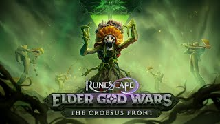Elder God Wars: The Croesus Front - Announcement Trailer | RuneScape