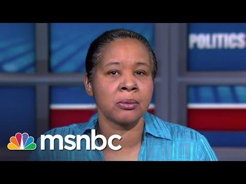 Esaw Garner: 'My Husband Won't Die In Vain' | msnbc