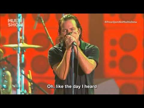 Pearl Jam - Jeremy (Lollapalooza) - [Subtitle - English]