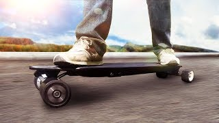 Купил на АЛИ электро скейт! Самый быстрый девайс за 26 тр?