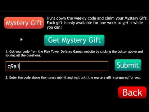 Pokemon Tower Defense 2 - Shiny Celebi Mystery Gift - YouTube