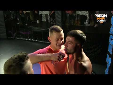 Tom Allan Vs William Brand - Vision MMA Combat UK 4
