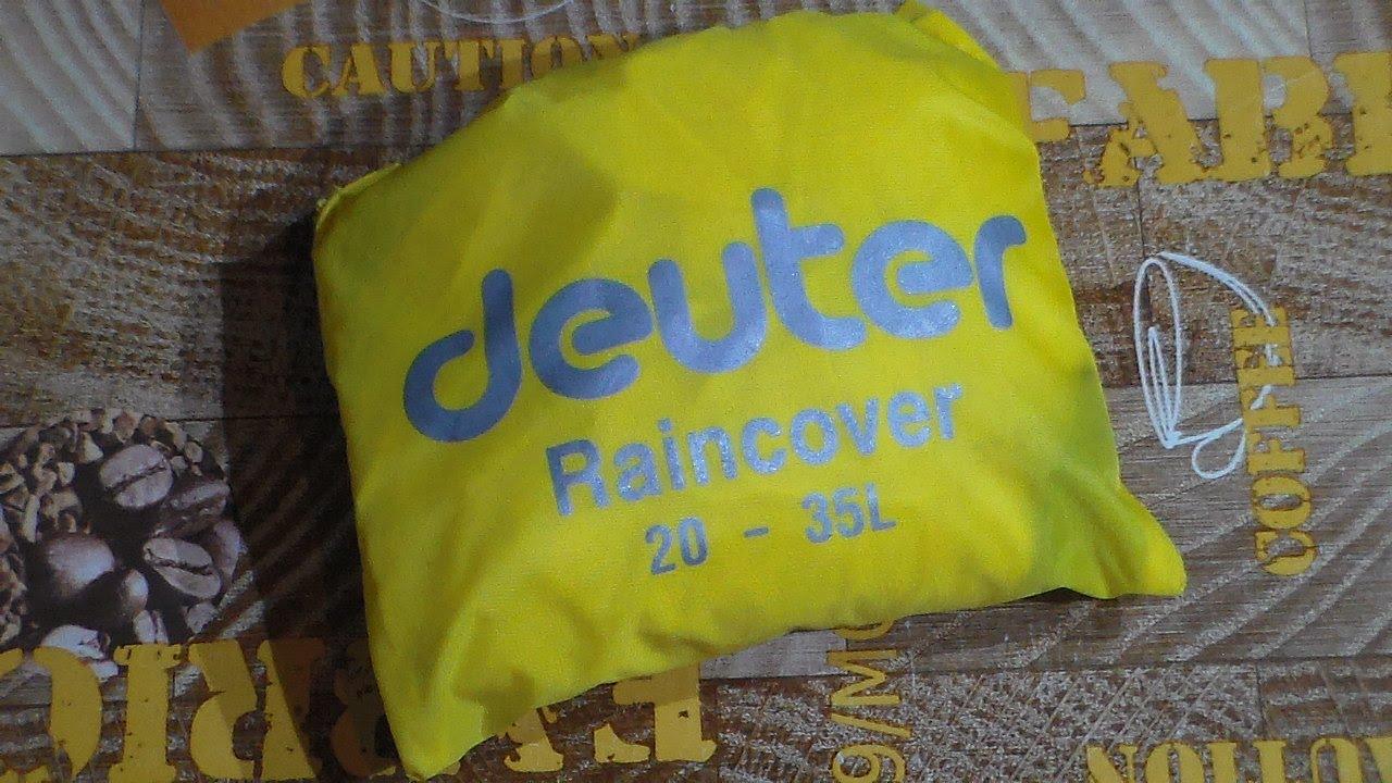 Deuter raincover 20-35L