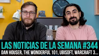 ¡La semana en 10 min #344! Dan Houser, The Wonderful 101, Ubisoft, Warcraft III...