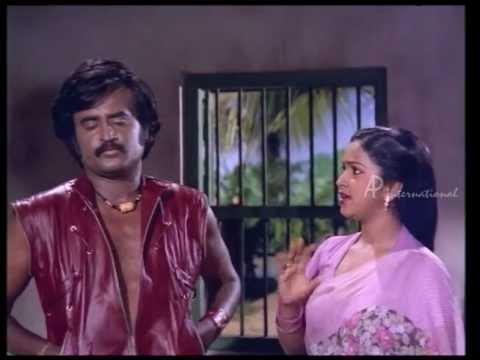 Nallavanuku Nallavan - Rajni Radhika First Meeting