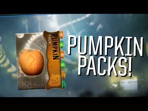 PUMPKIN PACKS!! + PACKS FOR 95 ED TOO TALL JONES!! MADDEN MOBILE 18!!