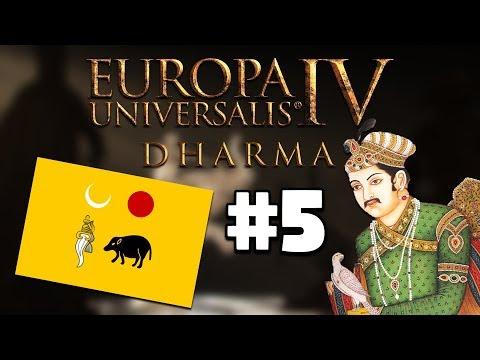 Indian Britain | Vijayanagar #5 | EU4: Dharma