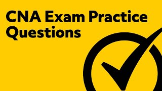 free cna exam practice test sample questions from the cna certification