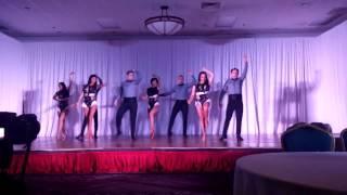 Los Anormales del Mambo - Varsity debut DSF2015