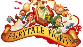 Review of Fairy Tale Fights for Xbox 360 and PS3 by Protomario