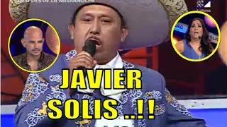 YO SOY 19-04-17: JAVIER SOLIS BUENA PRESENTACIÓN.!!