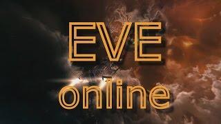 EVE Online. Фарм боевых аномалий в империи.